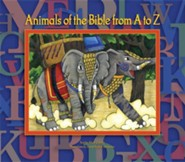 Animals of the Bible from A to Z  -     By: Sarah Evelyn Showalter(ILLUS) & Alice Camille     Illustrated By: Sarah Evelyn Showalter
