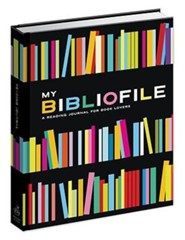 My Bibliofile: A Reading Journal for Book Lovers  -     By: Laura Palese