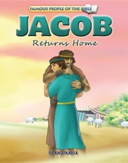 Jacob Returns Home  -     By: Joy Melissa Jensen     Illustrated By: Simi Lu