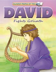 David Fights Goliath  -     By: Joy Melissa Jensen     Illustrated By: Simi Lu