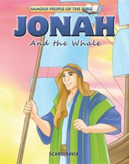 Jonah and the Whale  -     By: Joy Melissa Jensen     Illustrated By: Simi Lu