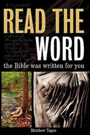 Read the Word  -     By: Matthew Tague