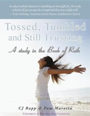 Tossed, Tumbled, and Still Trusting  -     By: CJ Rapp, Pamela Marotta