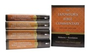 New Testament Set, 5 Volumes: The Expositor's Bible Commentary,  Revised