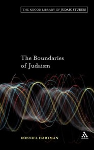 The Boundaries of Judaism  -     By: Donniel Hartman