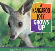 A Kangaroo Joey Grows Up  -     By: Joan Hewett, Richard Hewett