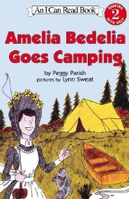 Amelia Bedelia Goes Camping  -     By: Peggy Parish     Illustrated By: Lynn Sweat