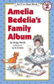 Amelia Bedelia's Family Album  -     By: Peggy Parish     Illustrated By: Lynn Sweat