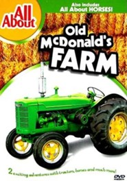 All About Old McDonald's Farm/All About Horses  -