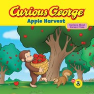 Curious George Apple Harvest (Cgtv  8x8)
