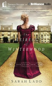 The Heiress of Winterwood - unabridged audiobook on MP3-CD