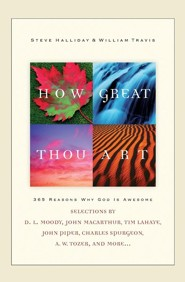 How Great Thou Art  -     By: Steve Halliday, William G. Travis