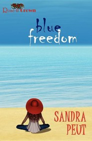Blue Freedom  -     By: Sandra Peut