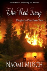 #3: The Red Fury  -     By: Naomi Musch
