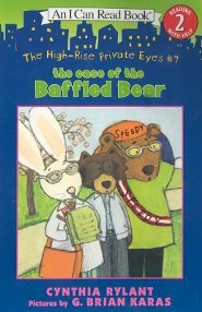 The Case of the Baffled Bear  -     By: Cynthia Rylant     Illustrated By: G. Brian Karas