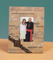 Confirmation Photo Frame  -