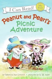 Peanut and Pearl's Picnic Adventure  -     By: Rebecca Kai Dotlich     Illustrated By: R.W. Alley