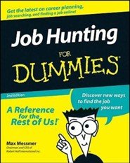 Job Hunting for Dummies., Edition 0002  -     By: Max Messmer
