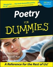 Poetry for Dummies  -     By: John Timpane Jr., Maureen Watts