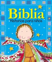 Biblia Historias Para Ninos, Bible Stories for Boys