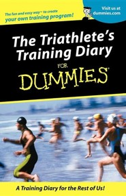 Triathletes Training Diary for Dummies  -     By: Allen St. John