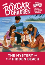 The Mystery of the Hidden Beach  -     By: Gertrude Chandler Warner