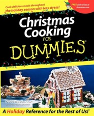 Christmas Cooking for Dummies  -     By: Dede Wilson, Geoff Wilson