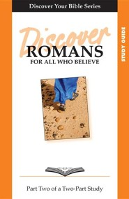 Discover Romans Part 2 Study Guide: Led by the Spirit (Part Two in a Two-Part Study)