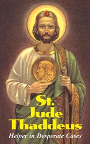 St. Jude Thaddeus  -     By: Tan Books
