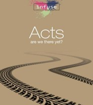 Acts: Are We There Yet? Part Two  -     By: Cathie Brasser, Micki Hilbrand
