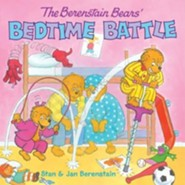 The Berenstain Bears' Bedtime Battle [With Stickers]