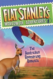 #8: The Australian Boomerang Bonanza  -     By: Jeff Brown     Illustrated By: Macky Pamintuan