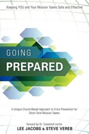 Going Prepared  -     By: Lee Jacobs, Steve Vereb