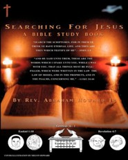 Searching for Jesus  -     By: Rev. Abraham Howard Jr.