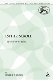 Esther Scroll: The Story of the Story  -     By: David J.A. Clines