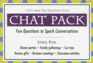 Chat Pack: Fun Questions to Spark Conversations  -     By: Bret Nicholaus, Paul Lowrie