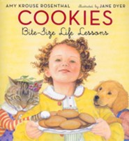 Cookies: Bite-Size Life Lessons  -     By: Amy Krouse Rosenthal     Illustrated By: Jane Dyer