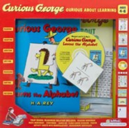 Curious George Curious about Learning Boxed Set  -     By: H.A. Rey