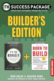It's the Manager Success Package: Builder's Edition