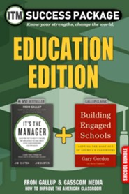 It's the Manager Success Package: Education Edition