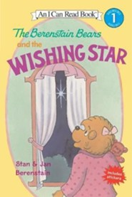 The Berenstain Bears and the Wishing Star [With Stickers]  -     By: Stan Berenstain, Jan Berenstain