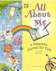 All about Me: A Keepsake Journal for Kids Revised Edition  -     By: Linda Kranz