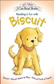 Biscuit's My First I Can Read Book Collection  -     By: Alyssa Satin Capucilli     Illustrated By: Pat Schories