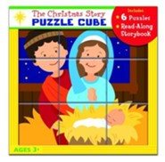 The Christmas Story Puzzle Cube