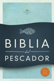Biblia del Pescador RVR 1960, Enc. Rústica  (RVR 1960 Fishers of Men Bible, Softcover)  -     By: Luis Angel Diaz-Pabon