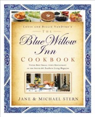 The Blue Willow Inn Cookbook  -     By: Jane Stearn, Michael Stearn