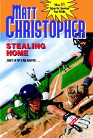 Stealing Home  -     By: Paul Mantell