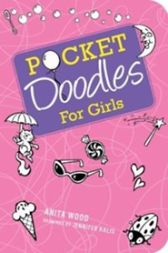 Pocket Doodles for Girls  -     By: Anita Wood     Illustrated By: Jennifer Kalis