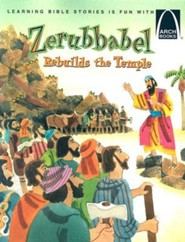 Zerubbabel Rebuilds the Temple