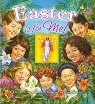 Easter Is for Me!  -     By: Dandi Daley Mackall     Illustrated By: Anton Petrov